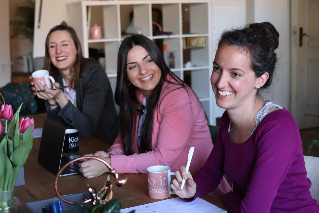 coworking for women Centennial denver tech center Colorado