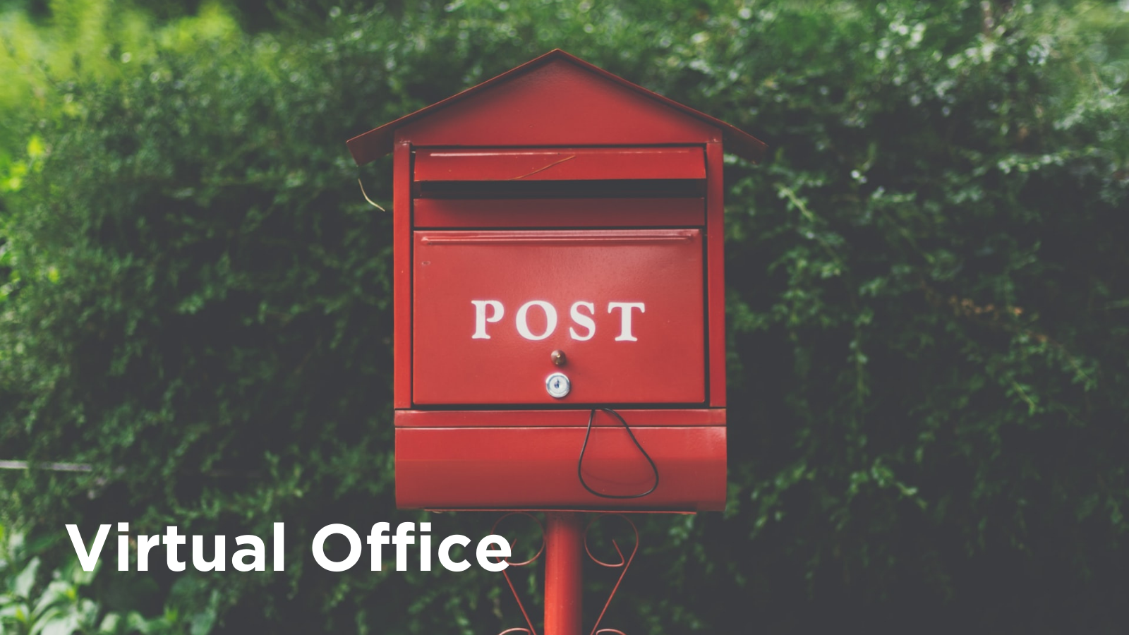 Virtual office mail professional business address