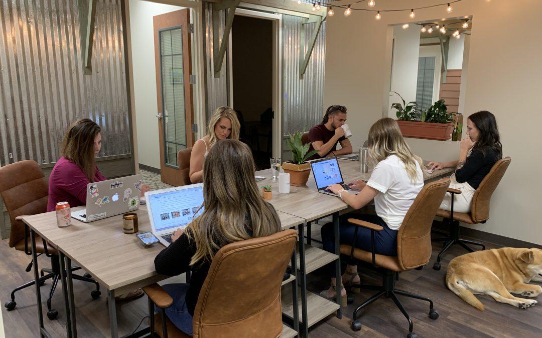 Coworking Centennial Denver