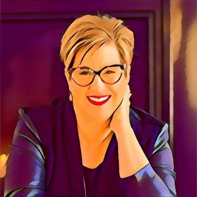 Heather Lutze of Findability University